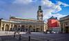 Outer Courtyard Kungliga slottet - Royal Palace - Stockholm Sweden