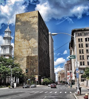 Hartford Connecticut  ~ Historic State Street District ~ Downtown