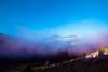 One of my fav pics. Was taken going to Andorra. I feel like a little girl between this magic mist.  //  Una de mis fotografías favoritas. Fue tomada yendo hacia Andorra. Me sentí como una niña pequeña rodeada por esta mágica niebla. (andrealagunillacastro) Tags: niebla mist fog mountain montañas andorra roadtrip lila nubes purple blue views canon60d canon1022mm