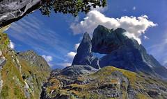 il Re di Orobie (art & mountains) Tags: alpi alps orobie seriana barbellino rifugiocurò cresta cima torrione granito roccia couloirdeiratti hiking trekking natura silenzio grandioso contemplazione vision dream spirit