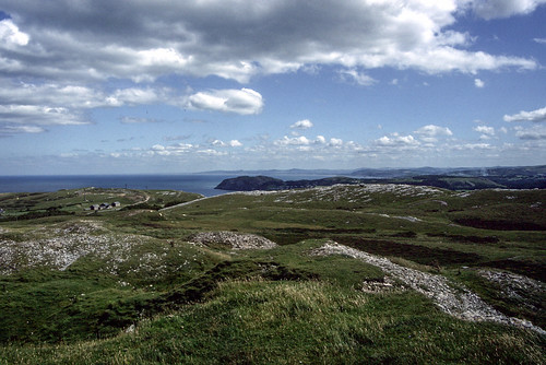 Great Orme:  along the North Wales coast