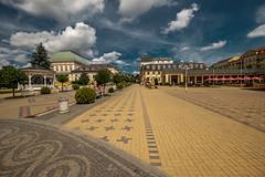 Spa street