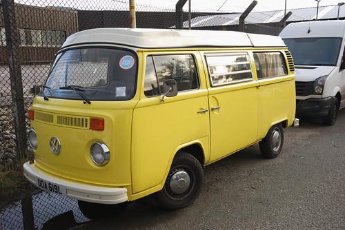 Volkswagen Campervan 1972