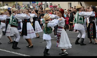 Folk Dance Group ,Romania