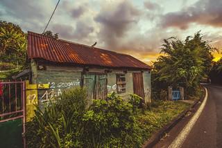 The house of the island, La Réunion