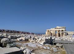 The Acropolis - Athens, Greece (ashabot) Tags: athens athensgreece acropolis worldheritagesites travel traveldiaries unesco
