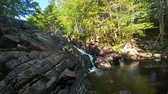 Pockwock Falls (HalifaxTrails.ca - Greg Taylor) Tags: hiking halifax nova scotia hammonds plains hammondsplains novascotia nature falls