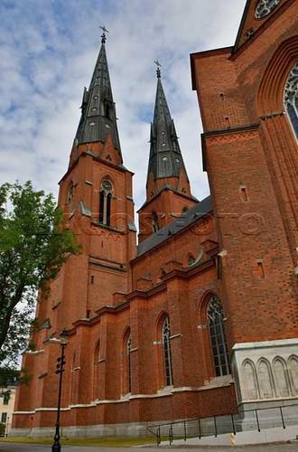 Uppsala - Domkyrka - szekesegyhaz048