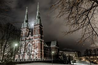 Johanneksenkirkko - Helsinki