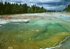 Yellowstone Park hot spring (spotwolf5) Tags: yellowstonepark hotspring geyserbasin