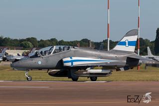 HW-341 Finnish Air Force British Aerospace Hawk Mk.51