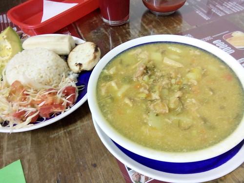 Delicious Colombian Foods, Sopa de Mondongo