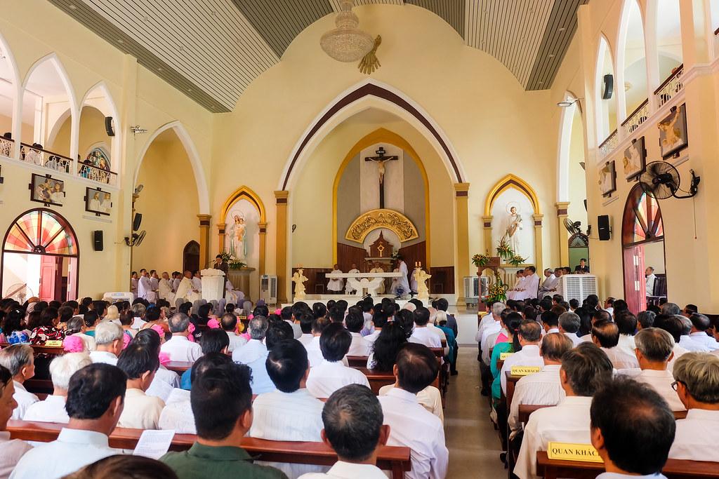 Thánh lễ tạ ơn khánh thành nhà thờ Hòa Cường – Giáo phận Đà Nẵng - Ảnh minh hoạ 17