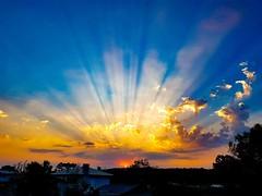 Sunset (Paulo Mattes) Tags: sunrise sunset sun yellon mobile goodnigth good natgeo naturelovers natureza nature galaxys7edge
