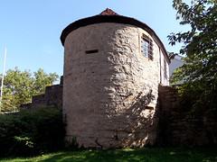 Bad-Wimpfen - Alte Stadtmauer