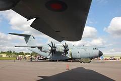 Atlas ZM410 at RAF Brize Norton (Bob Symes) Tags: zm410