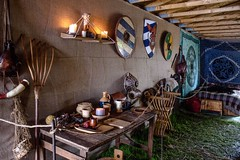 Viking Village 02 (allybeag) Tags: largs vikingvillage crafts historical reenactment