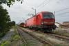DB CARGO ITALIA - SAVIGLIANO (Giovanni Grasso 71) Tags: db cargo italia e191 etr ntv 675 savigliano nikon d610 giovanni grasso
