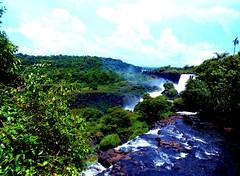 Iguazu - Upper circuit (cansounofargentina) Tags: iguazu argentine cascade bossetti circuit supérieur waterfall cataratas argentina salto provinciademisiones
