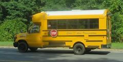 Ethan Allen Transportation #247 (ThoseGuys119) Tags: ethanallentransportation schoolbus kingstonny corbeil thomasbuilt thetransgroup transtech gmc chevy ford