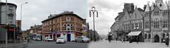 Charing Cross, Birkenhead, 1900s in 2017 (Keithjones84) Tags: birkenhead wallasey merseyside wirral thenandnow rephotography newbrighton