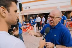 Autárquicas 2017: Pedro Passos Coelho em Castro Marim
