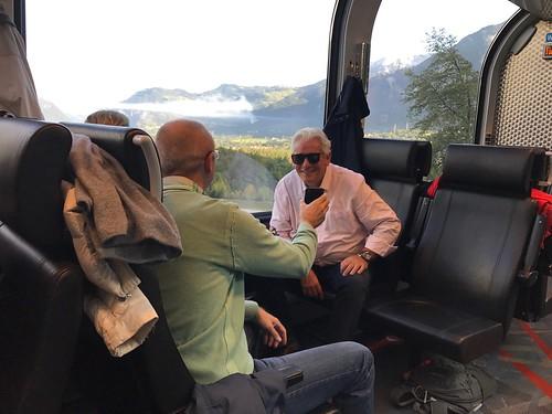 Travel Club Bernina Express
