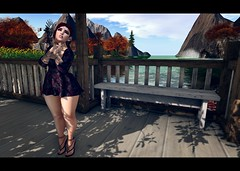 ❀ Welcome Home Autumn ❀ (Nicolas Baryl) Tags: 4mesh anybody beusy bodymod darkpassions essences kustom9 pocketgacha storybook tlc whimsical zombiesuicide bubble