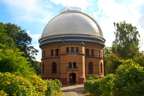 Dome of the Great Refractor, Potsdam