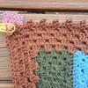 A crochet picot border (crochetbug13) Tags: crochetbug crazyquiltcrochet embroideryoncrochet narrativecrochet crochetpanels crochetrectangles crochetsquares crochetblanket crochetafghan crochetthrow