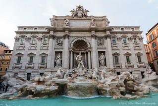 Fontana di Trevi ©