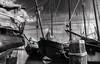 Monnickendam (2) (ed mather) Tags: monnickendam ijsselmeer gouwzee fishing hdr zwartwit blackwhite harbour