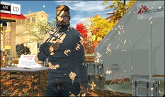 Free Coffee! @ Spoonful of Sugar Festival Fall 2017 (Broderick Logan) Tags: doctors without borders msf sos spoonful sugar festival fall cause medical second life secondlife sl avatar virtual autumn shopping