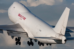 Boeing 747-400F Kalitta Air N700CK cn 25868/1125 (Guillaume Besnard Aviation Photography) Tags: ams eham schipholairport amsterdamschiphol plane aircraft planespotting canoneos canoneos1dsmarkiii canonef500f4lisusm boeing 747400f kalittaair n700ck cn258681125 boeing747 cargoplane boeing747cargo polderbaan