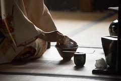 Tea Ceremony 茶道 (Patrick Vierthaler) Tags: tea ceremony shoden sanso uji kyoto 松殿山荘 宇治 京都 秋 茶道 お茶 稽古 d750