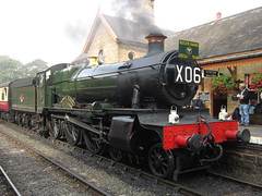 IMG_7745 - GWR 7800 'Manor' Class 7802 Bradley Manor (SVREnthusiast) Tags: severnvalleyrailway svr severnvalley severn valley railway gwr7800manorclass7802bradleymanor gwr 7800manorclass 7802 bradleymanor autumngala2017
