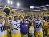 Orgeron looking for complete game from No. 25 LSU (Biphoo Company) Tags: brighamyounguniversity football louisianastateuniversity orgeronlookingforcompletegamefromno25lsu