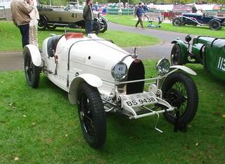 1928 Bugatti T37A (Jane Murray)