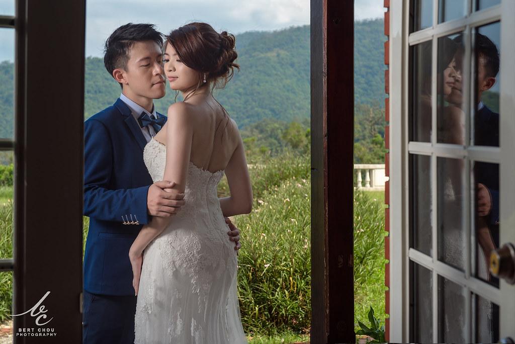 [婚紗寫真]奕翔&Gina|仁山植物園