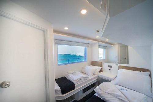 Cabin main deck