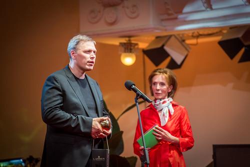 Eesti Muusikanõukogu muusikapreemiad 2017.  Indrek Vau
