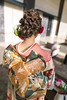 Rear view of young woman in Furisode kimono for coming of age ceremony (Apricot Cafe) Tags: img5007 2024years 20s asia asianethnicity asianandindianethnicities healthylifestyle japan japaneseethnicity japaneseculture kimono sigma20mmf14dghsmart tokyo tokyojapan beautifulwoman beauty candid carefree celebration ceremony charming cheerful colorimage culture day enjoy enjoyment fashion furisode hairaccessory happiness indoors lifestyles longhair obi oneperson onlyjapanese peaceful people photography portrait realpeople rearview seijinnohi seijinshiki smiling standing sustainablelifestyle threequarterlength traditionalclothing vertical woman youngadult minatoku tōkyōto jp