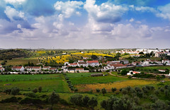 View from Estremoz