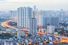 Skyline Linh Dam -  Ha Noi 2017 (Nguyen Quoc Thang Photographer) Tags: linh dam ha noi viet nam sky line cao tang building road vanh dai 3 toc tren muong thanh chung cu architecture