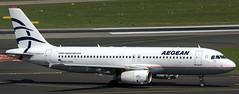 Airbus A-320 SX-DVH (707-348C) Tags: dusseldorfairport aegean aegeanairlines aee a320 airliner jetliner airbus airbusa320 sxdvh dusseldorf passenger eddl dus