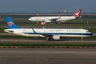 CHINA SOUTHERN A321(WL) B-8966 001