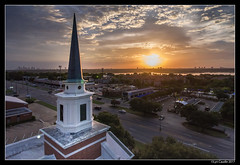 """Steeple Sunset • <a style=""""font-size:0.8em;"""" href=""""http://www.flickr.com/photos/19658346@N02/35830177183/"""" target=""""_blank"""">View on Flickr</a>"""
