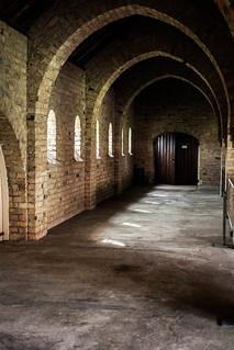Bonifatius Chapel Arches
