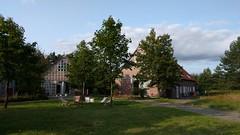 Rundling Sagasfeld (gern.unterwegs) Tags: sagasfeld rundlingsdorf ayurveda