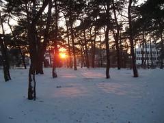 sanset - tramonto - zachód słońca - puesta de sol